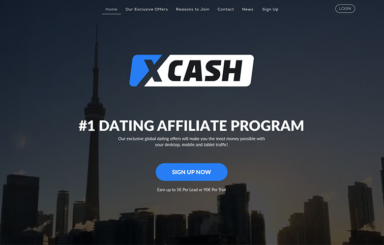 affiliate dating offers